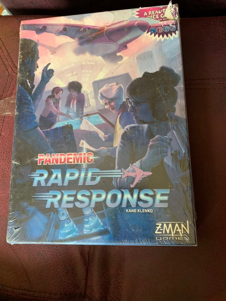 Pandemic Rapid Response Real-Time Dice G