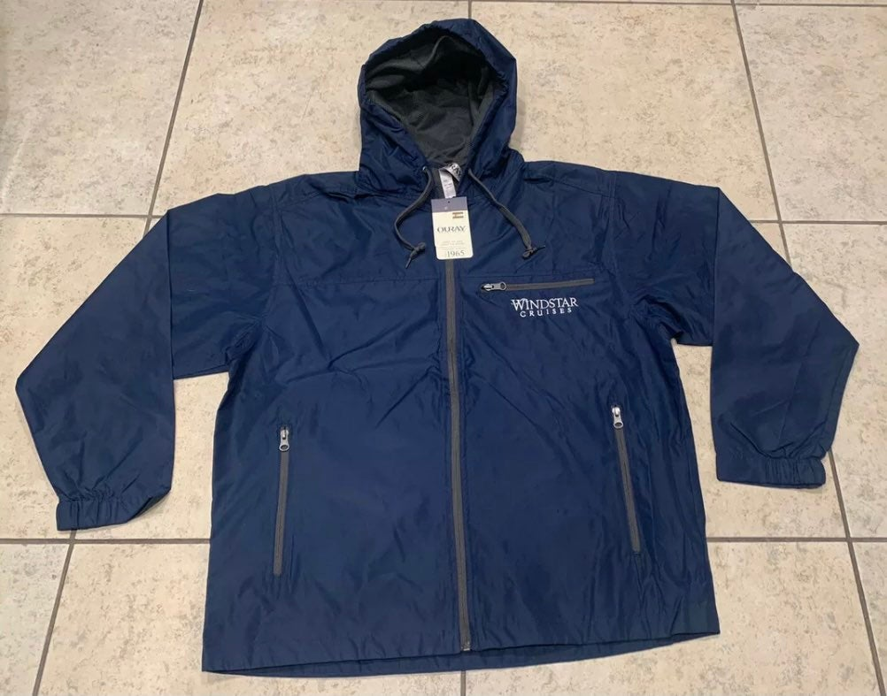 Ouray Jacket windstar cruise windbreaker