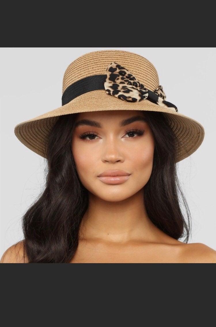 fashionnova tread carefully Hat