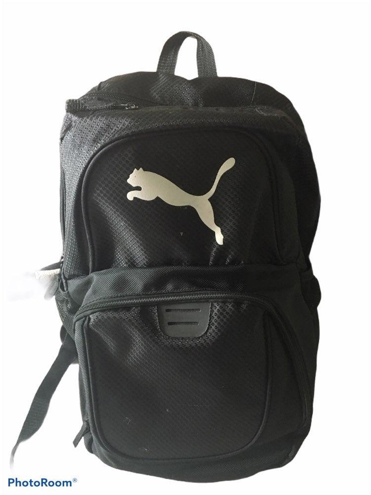 Puma Black Backpack