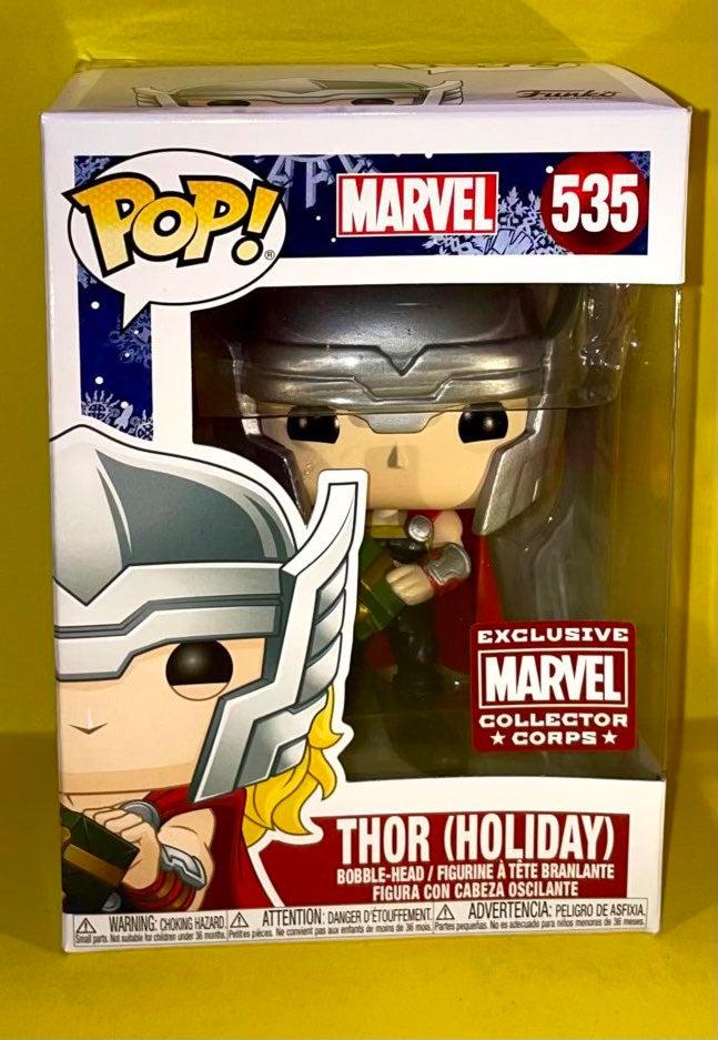 Funko Pop Holiday Thor #535 Marvel NIB