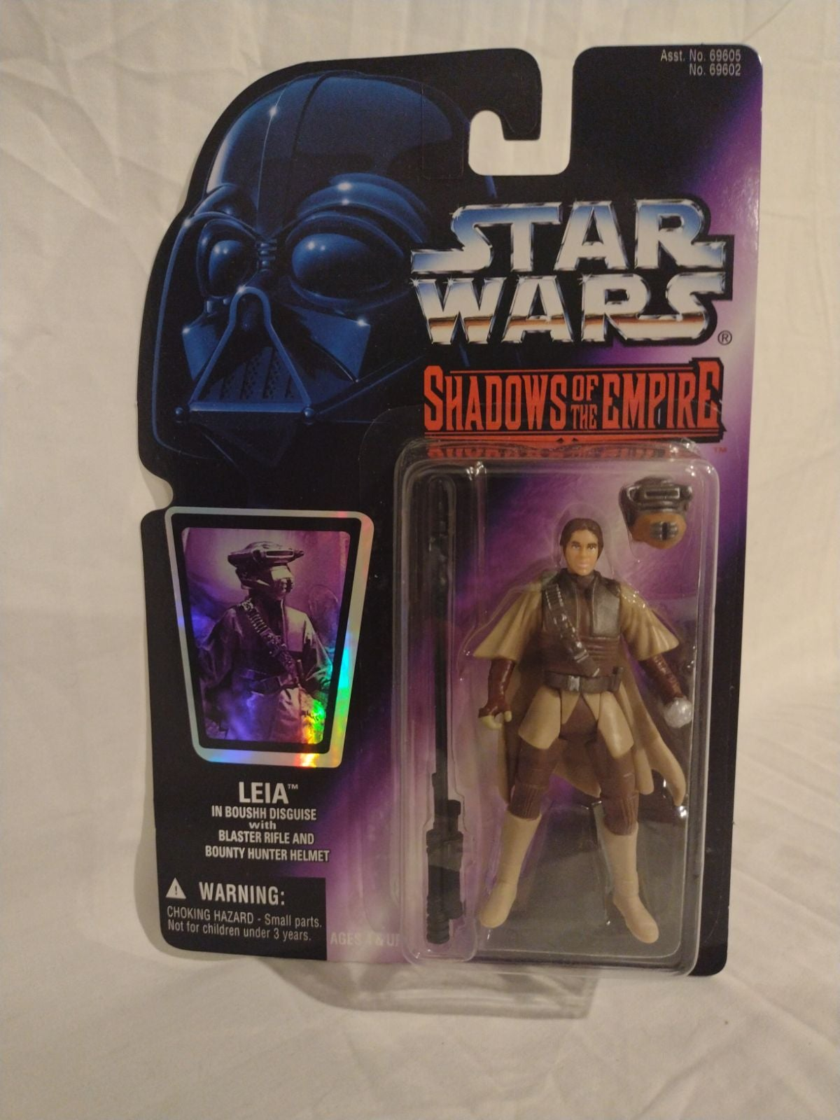 Star Wars 1996 Hasbro Leia
