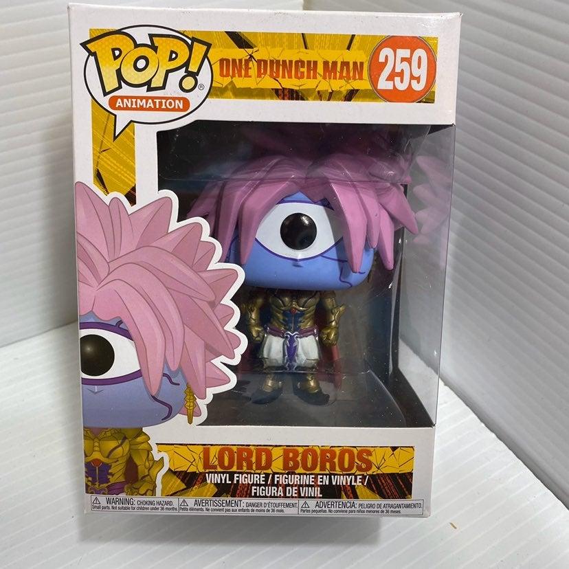 Pop! Anime: One-Punch Man Lord Boros Vin