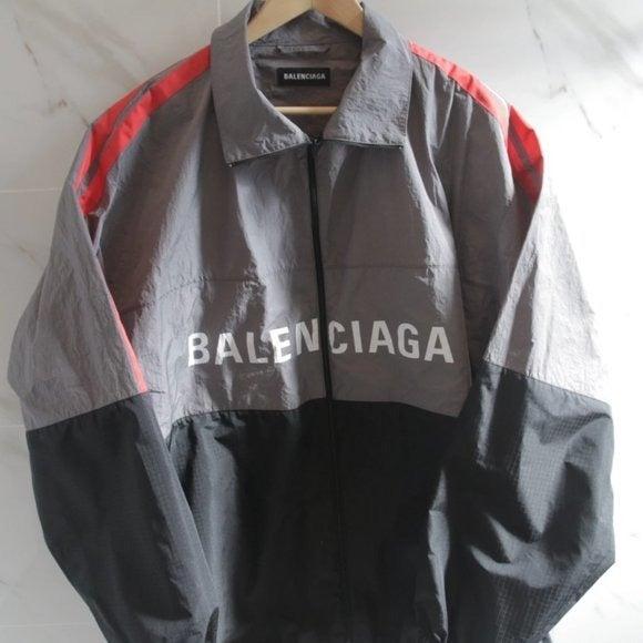 Balenciaga Wind-Resistant  Windbreaker