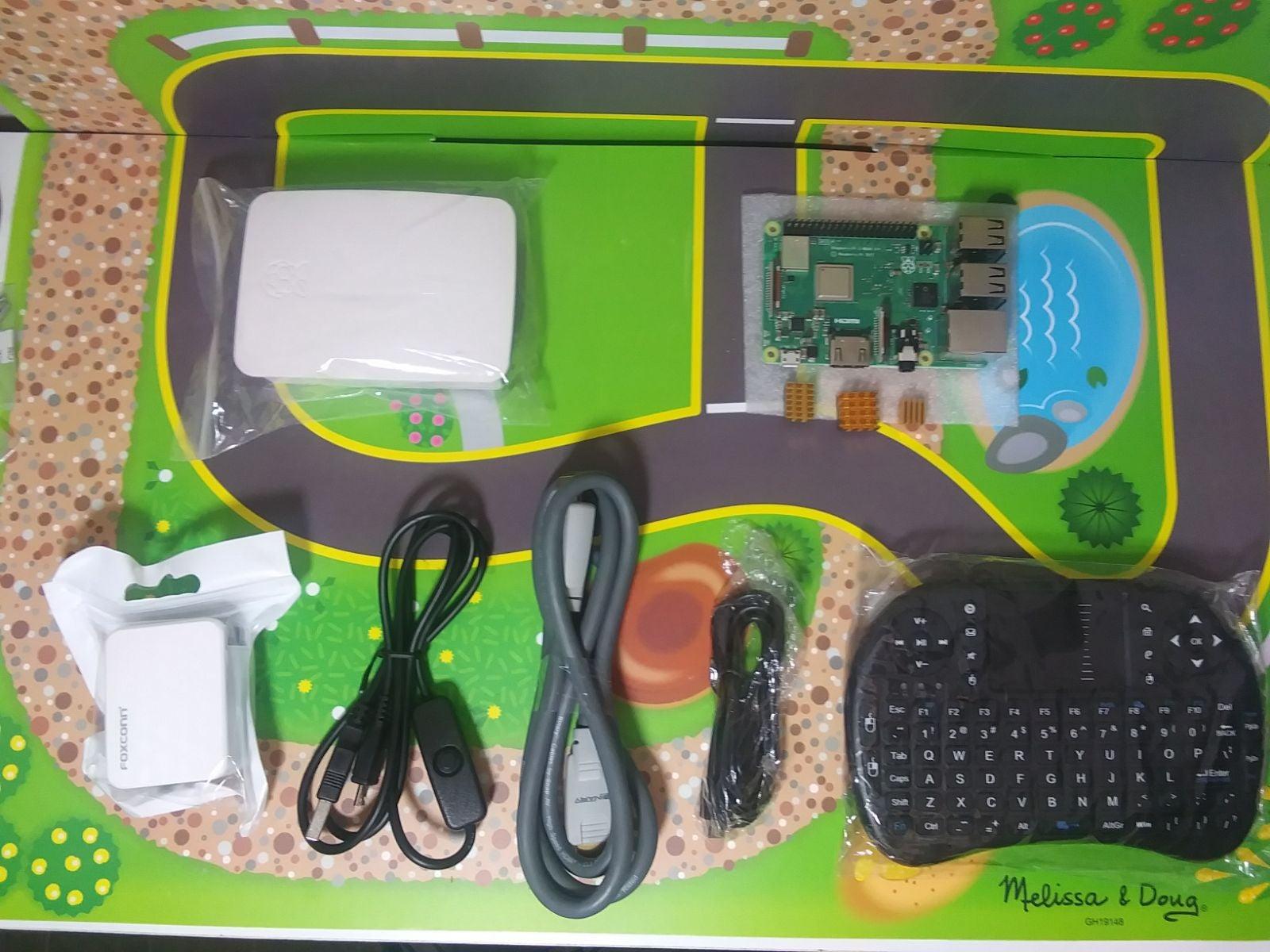 Raspberry Pi B 3 Plus Quality Build New