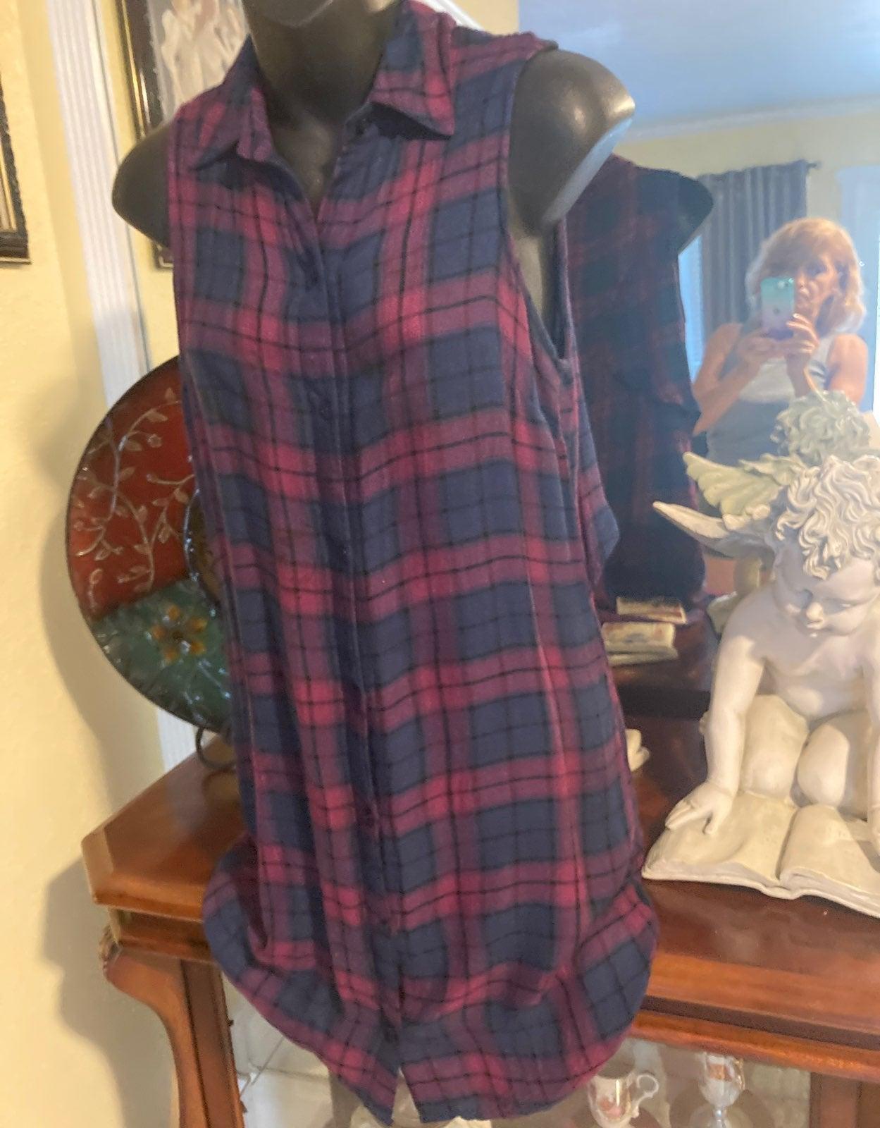 Love Fire long shirt dress