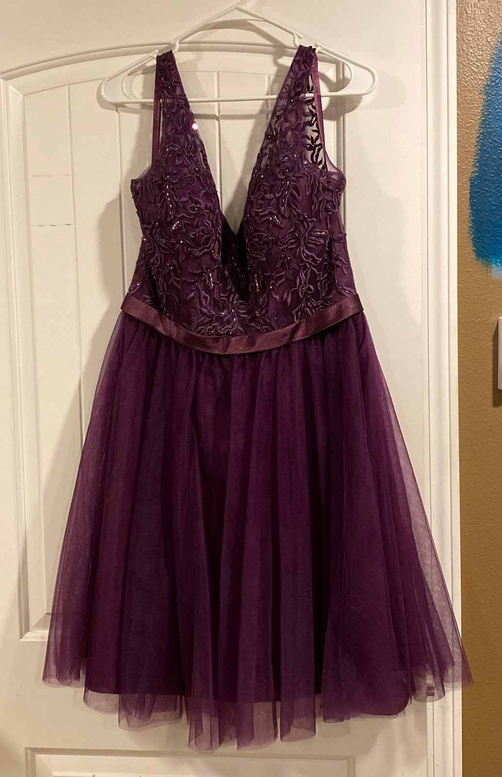 Mori Lee bridesmaid/prom dress