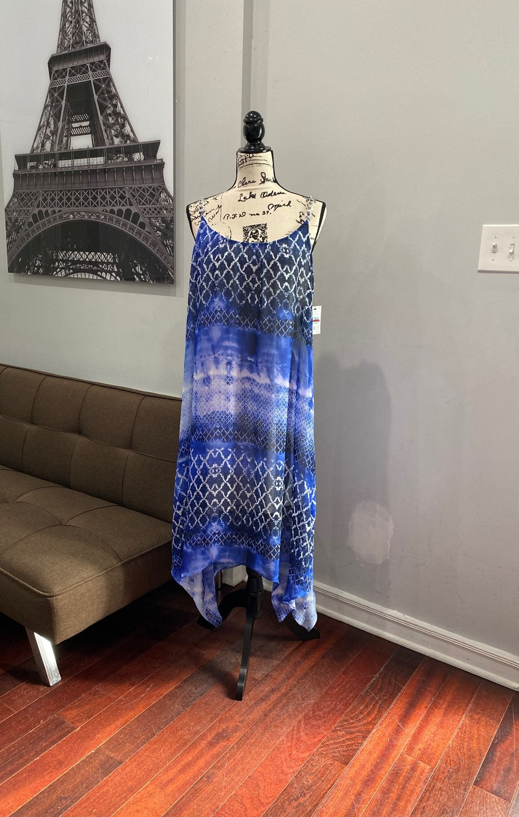 NY Collection Summer Dress.  Size small