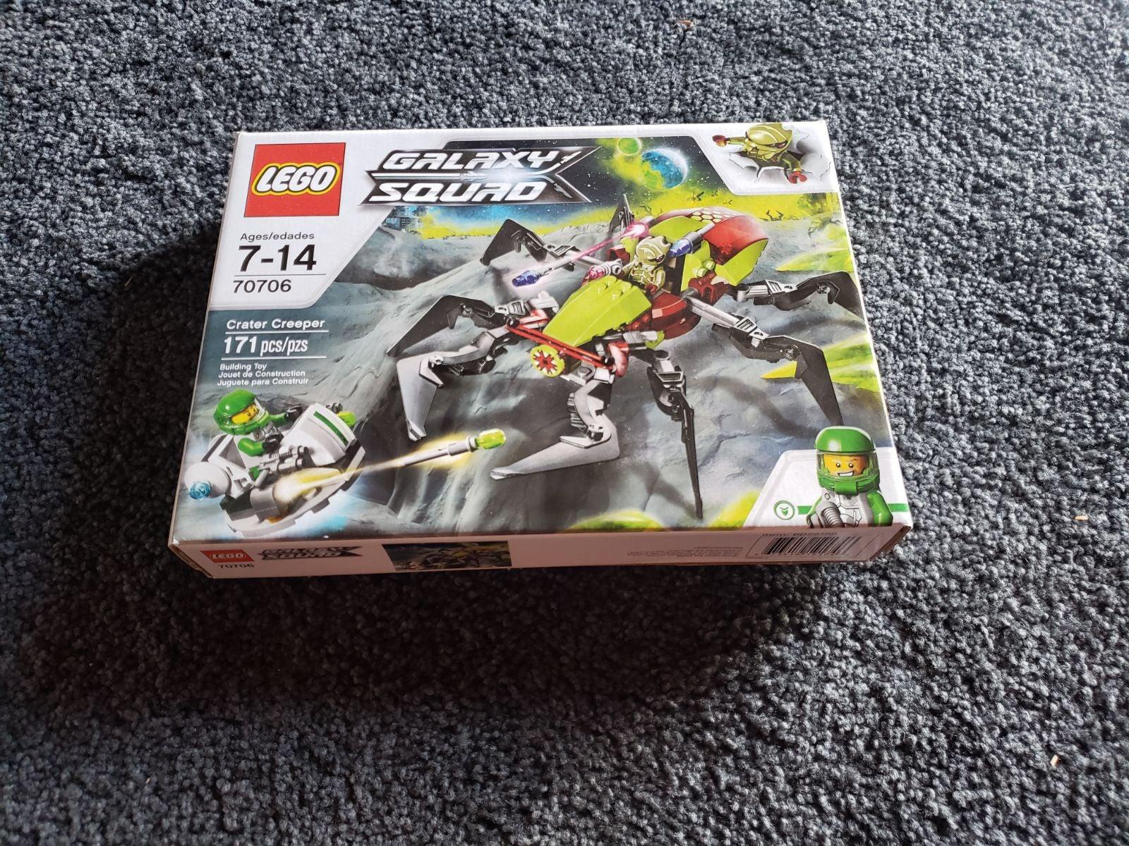 Galaxy squad lego