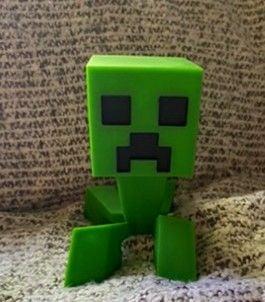 "Minecraft Creeper 6"" Vinyl Figure"