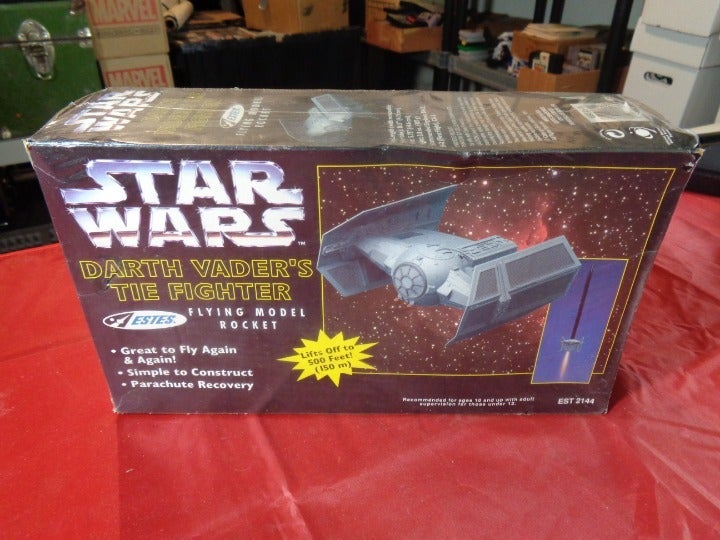 1997 Star Wars Tie Fighter Model ~ New