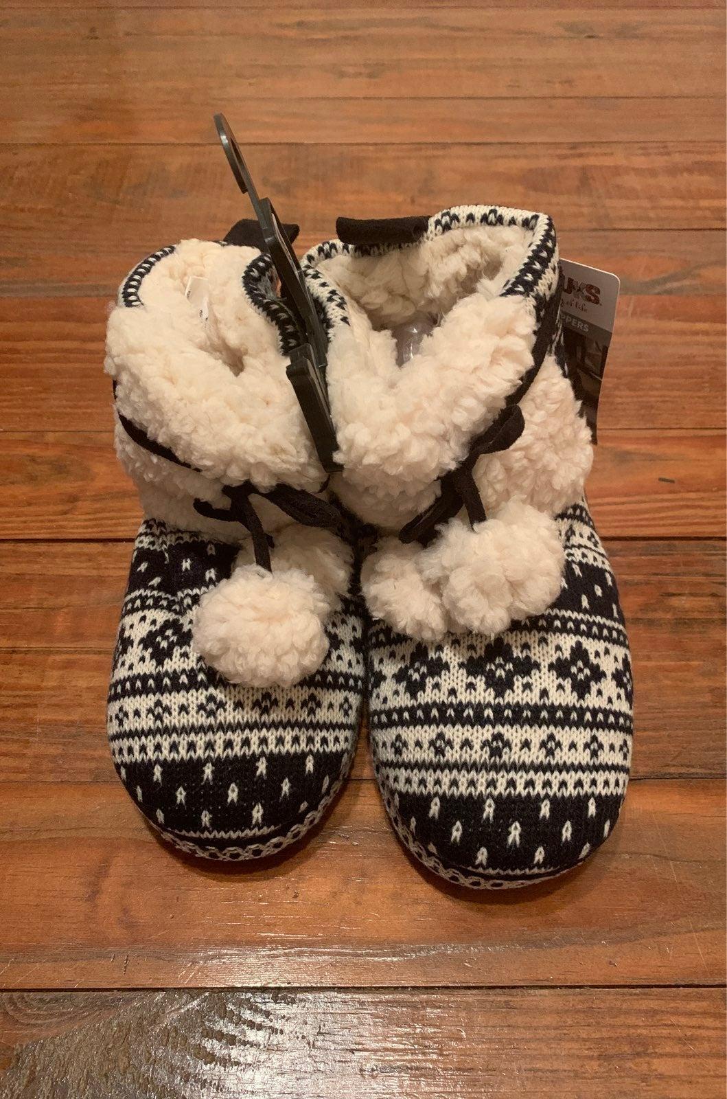 New Muk Luks high boots