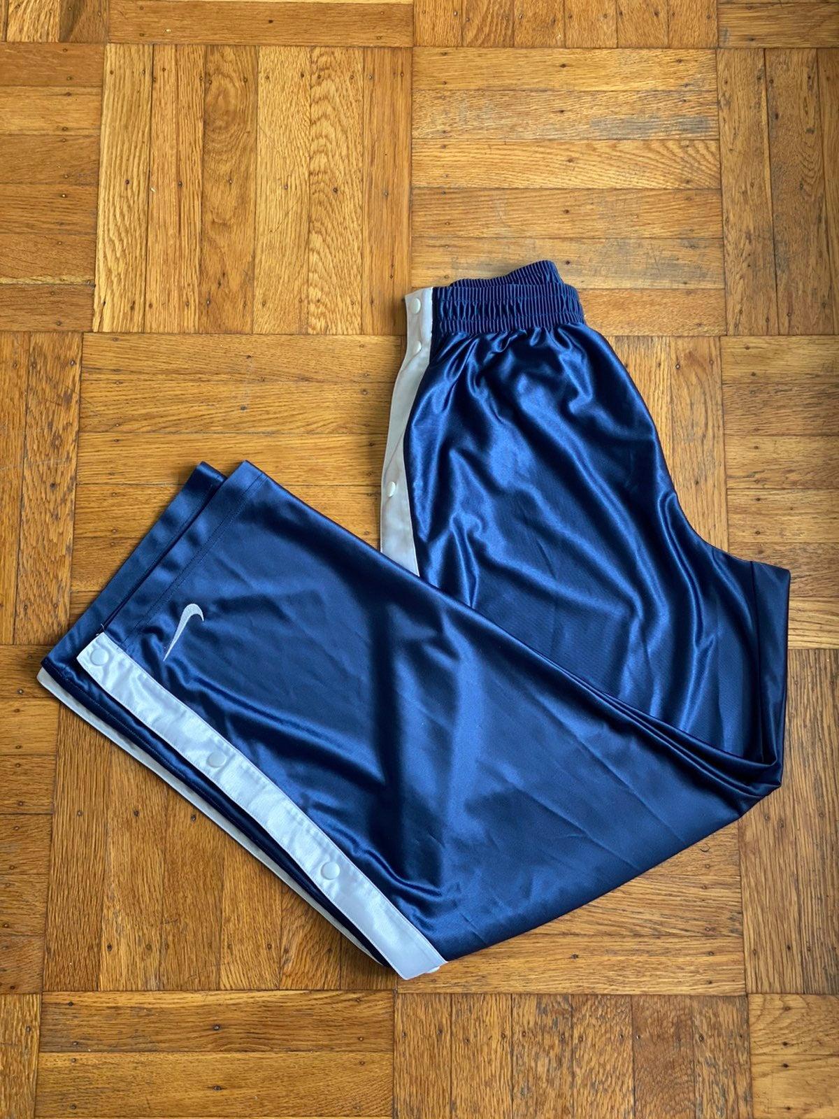 Vintage 90s White Label Nike Tearaway Track Pants Sz L