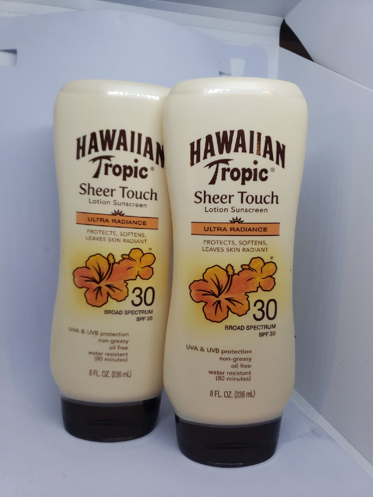 Hawaiian tropic sunscreen lotion spf 30