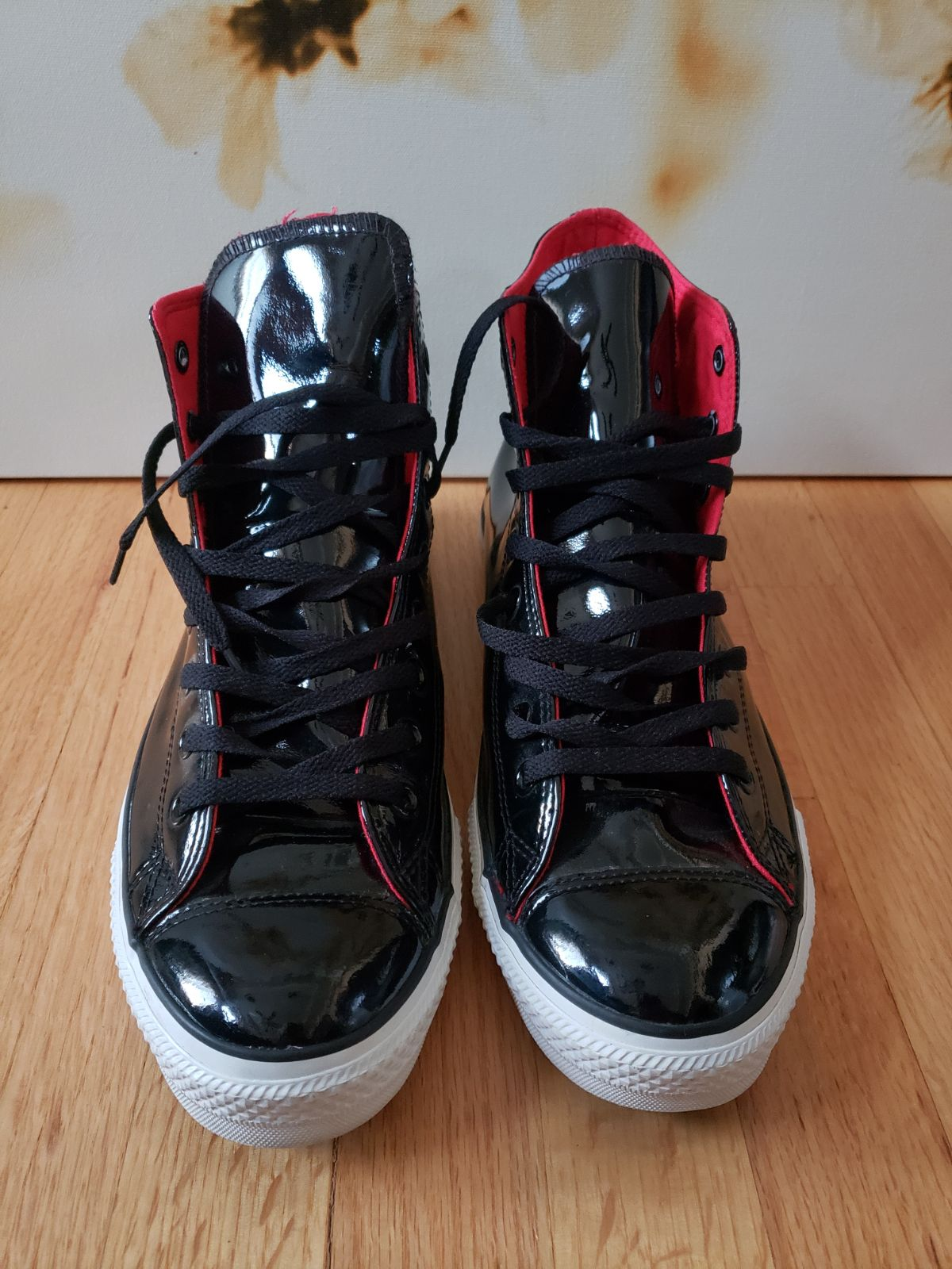 Converse Chuck Taylor Leather Patent, 12