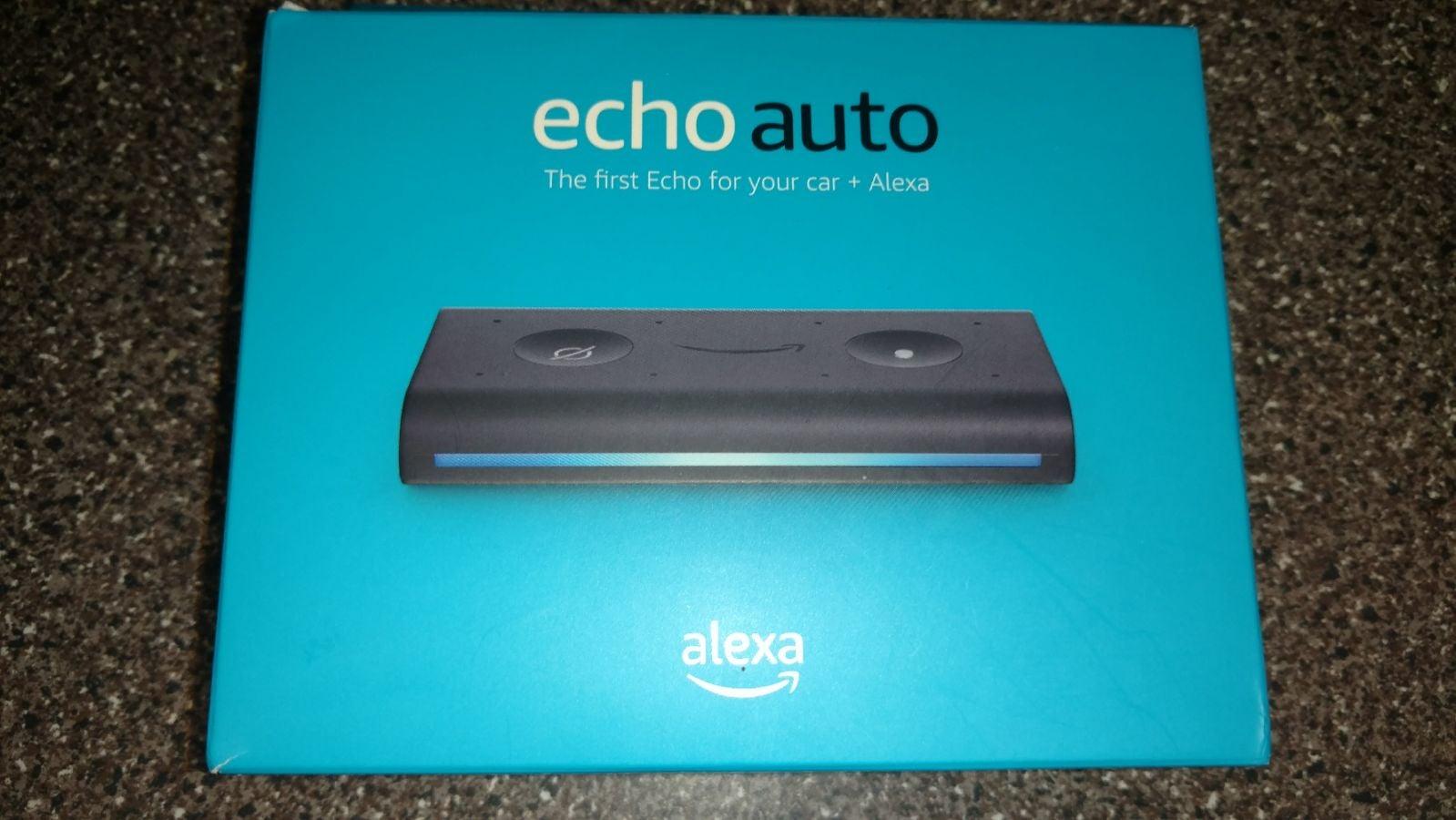 alexa Amazon echo, Auto for your car