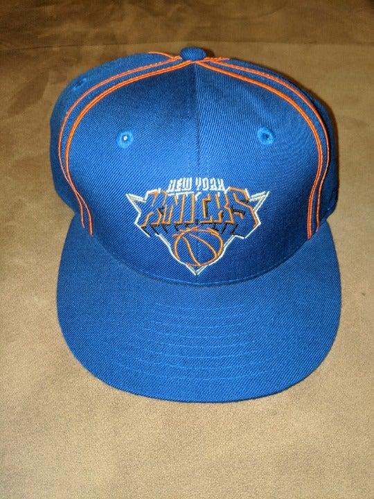New York Knicks Reebok Hat Cap 7 1/4 NBA