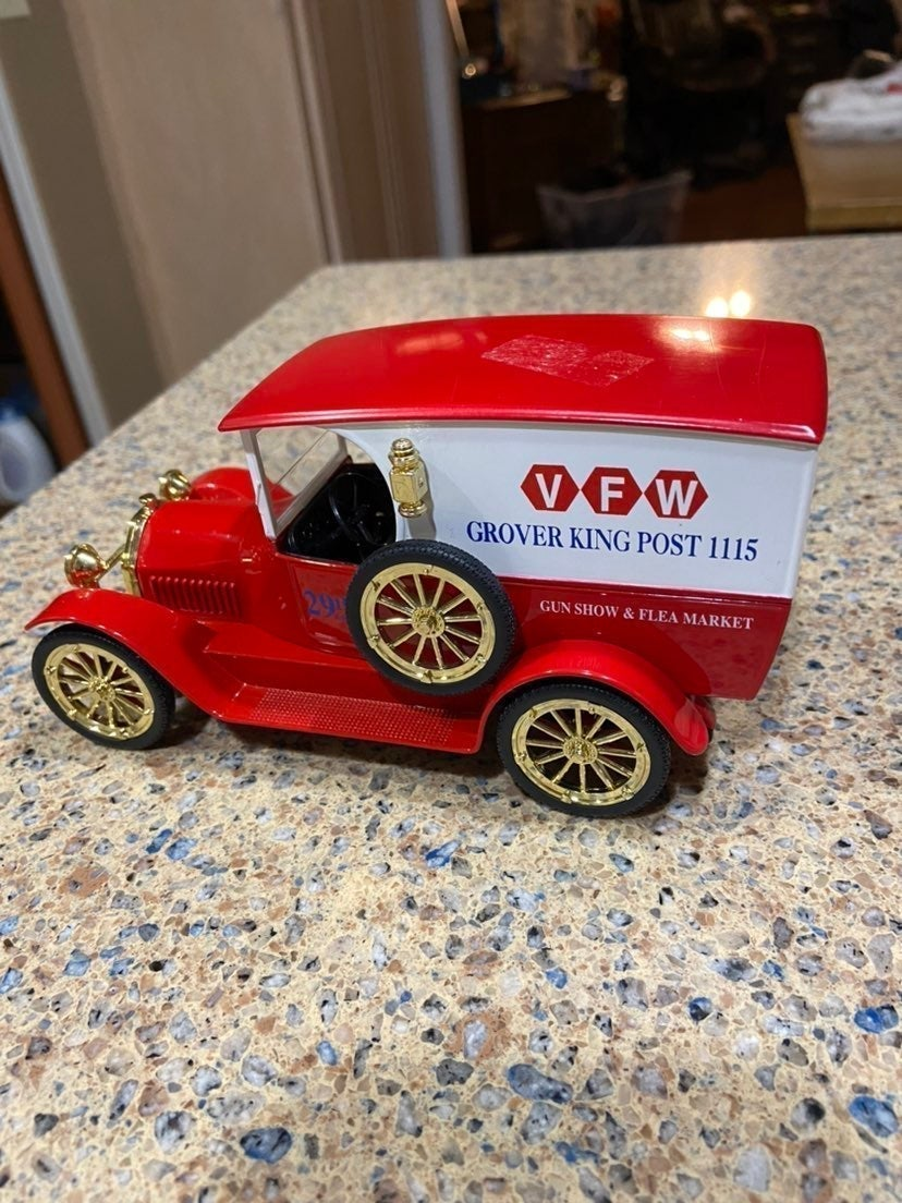Model A Delivery Van Bank