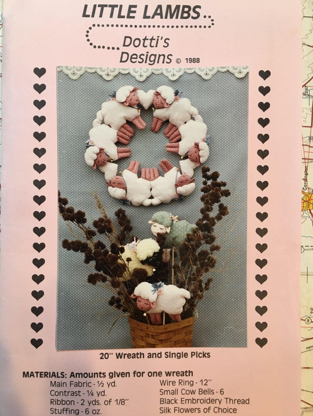 Little Lambs Pattern