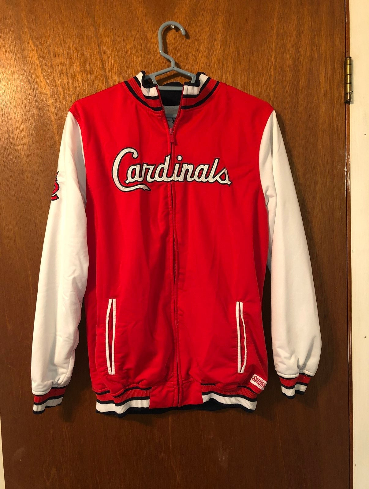 St Louis Cardinals Jacket