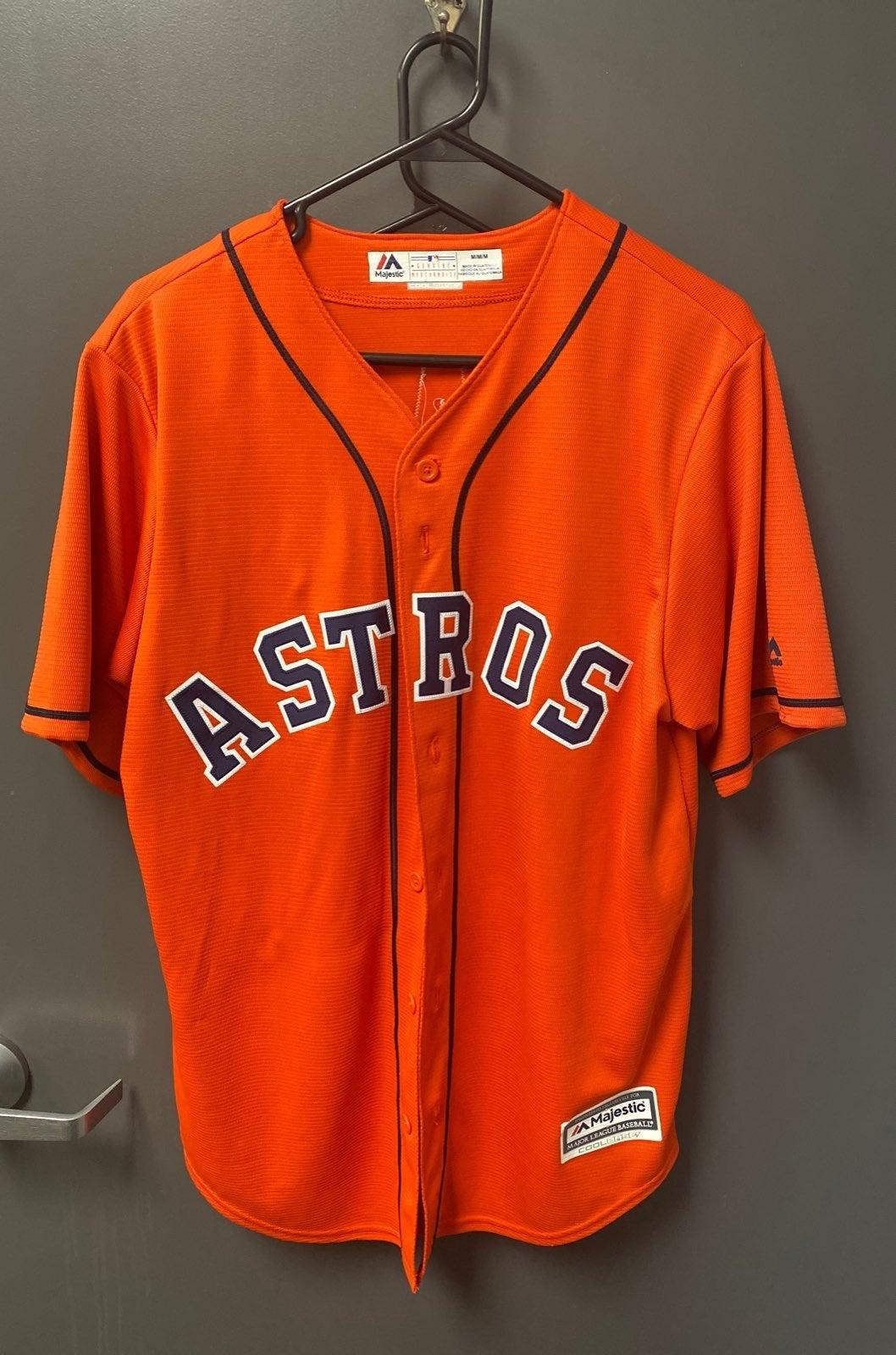 Men's Astros jersey
