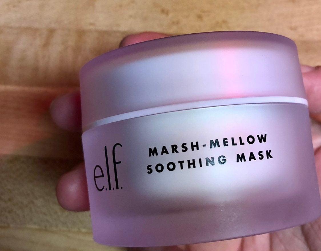 RESERVED Marsh Mellow Mask ELF