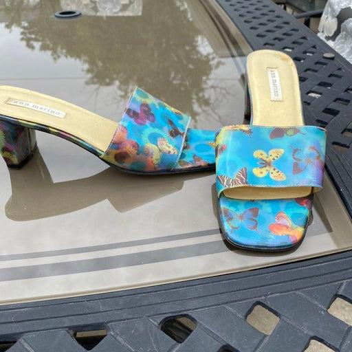 Hollgram sandals size 11 Butterrflies