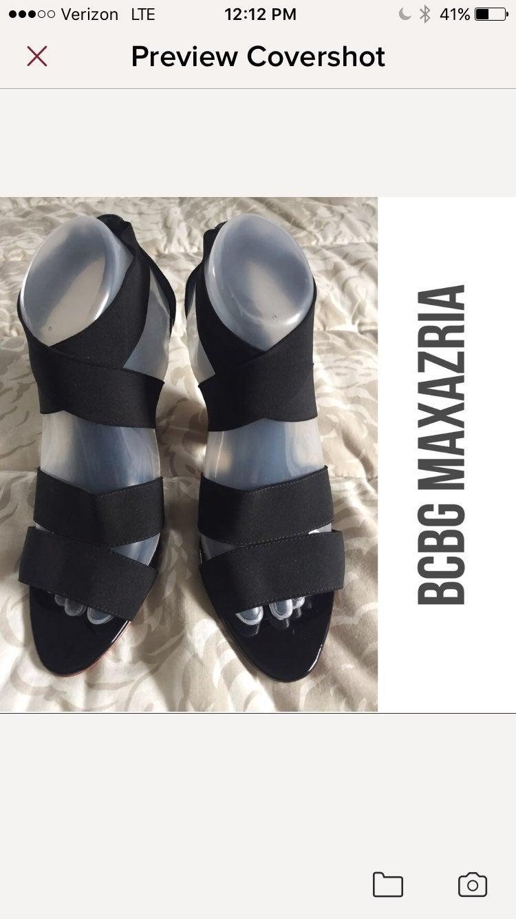BCBG MaxAzria Sandal Size  7.5