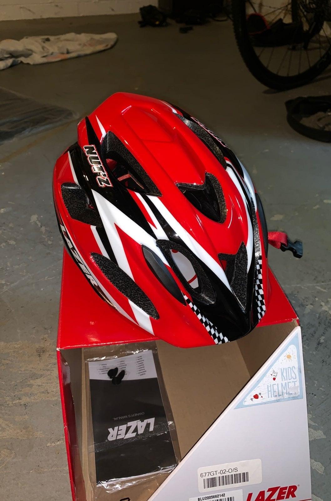 Lazer Kids Bike Helmet