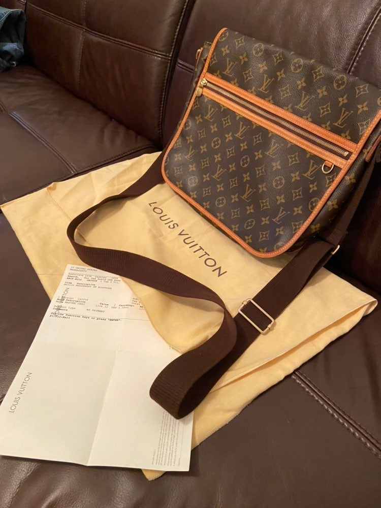 Louis vuitton messenger GM Bosphore bag