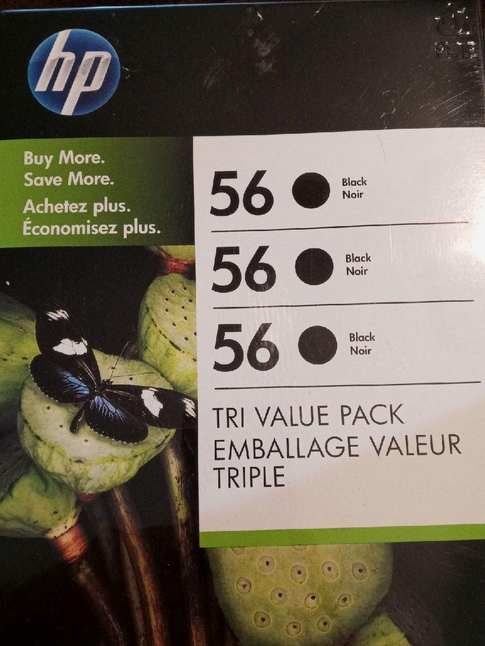 HP Tri Value Pack