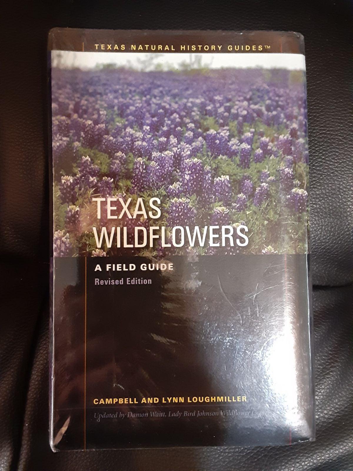 Texas Wildflowers Book