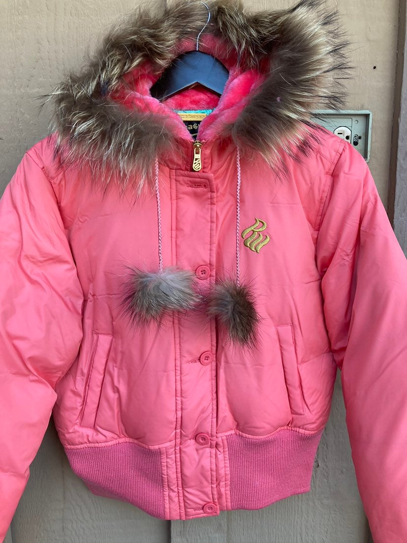 AUTHENTIC Rocawear Puffer Down Jacket