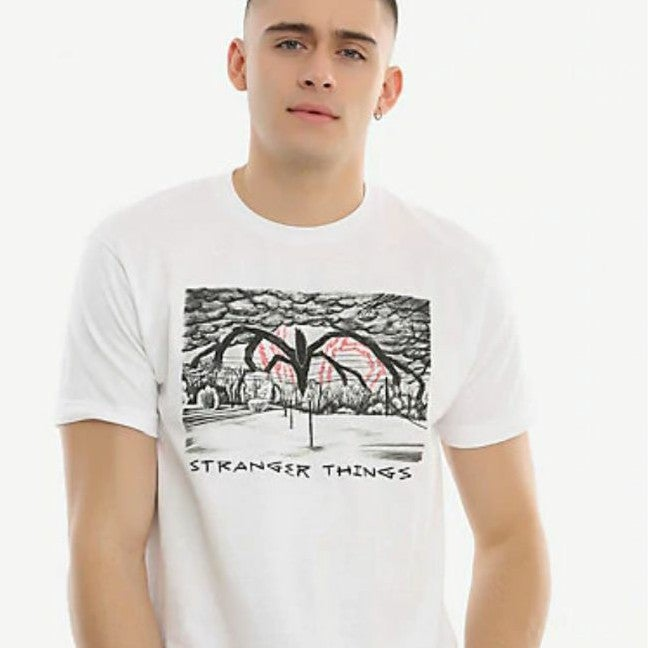 NWT Hot Topic Stranger Things Tee M 0175