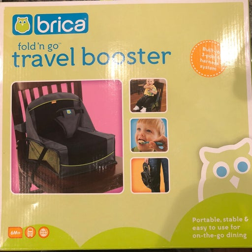 Fold 'n' Go Travel Booster