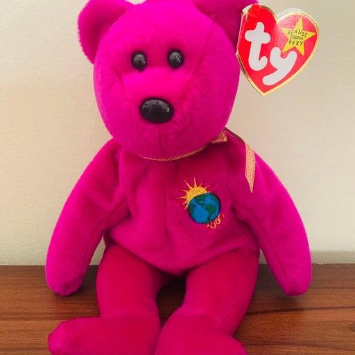 1999 Millenium Bear (rare)