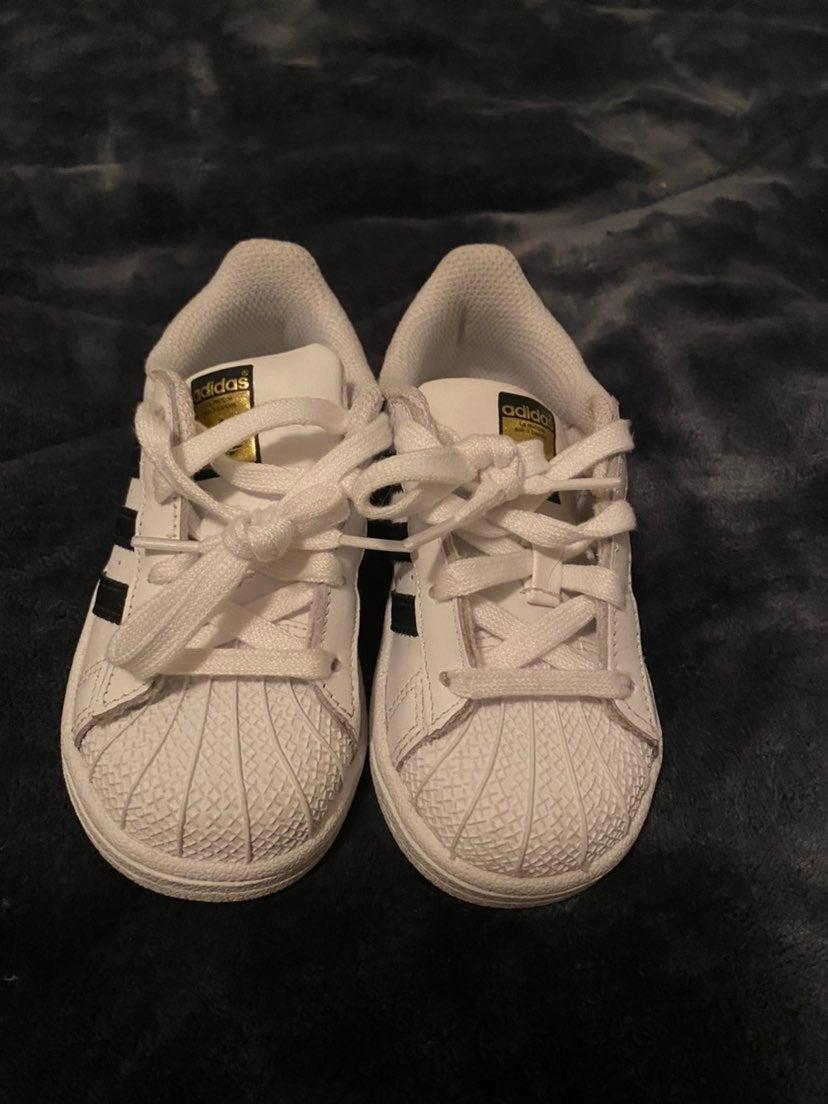 Toddler Adidas Superstars
