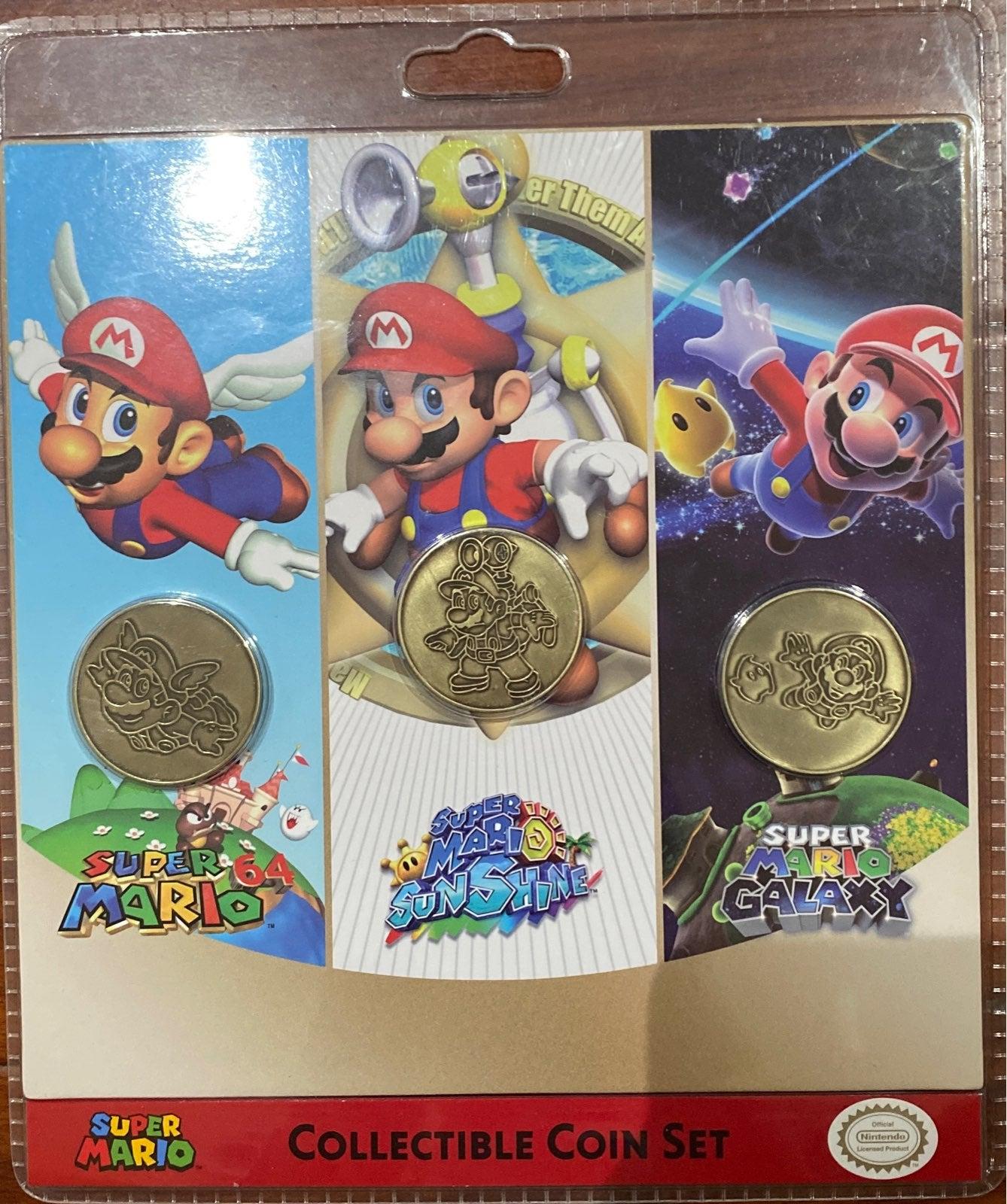Super Mario 3D All Stars Coins