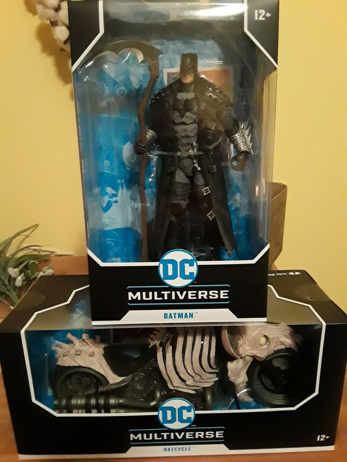 DC Multiverse Death Metal Batman Lot