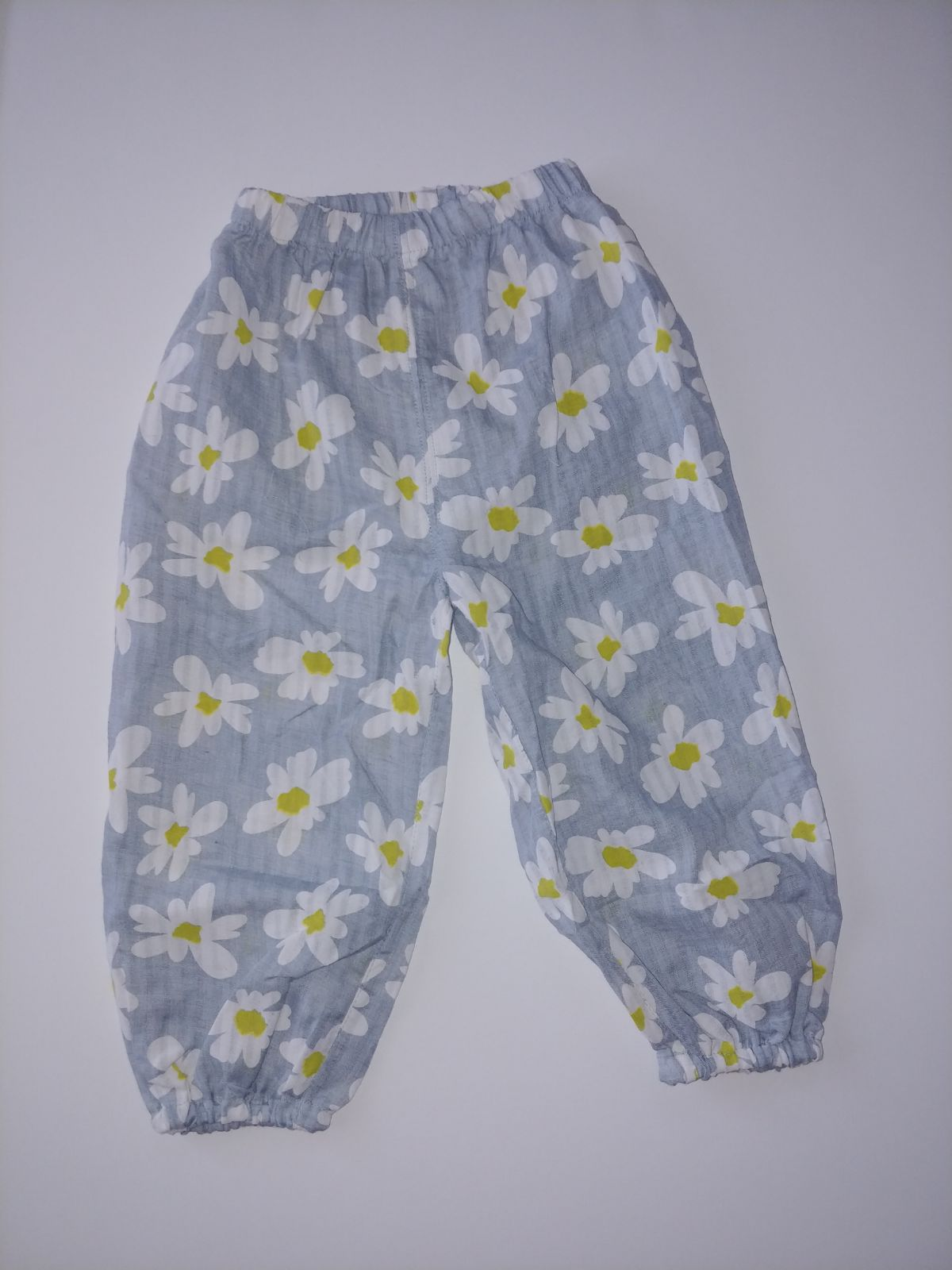 NEW 2t Blue Pants Love Daisies