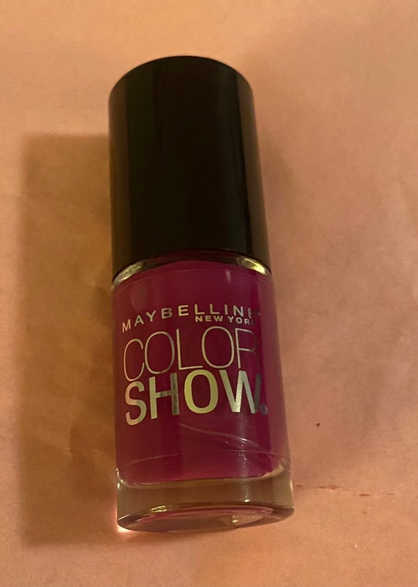Maybelline NY Color Show Fuscia Fever