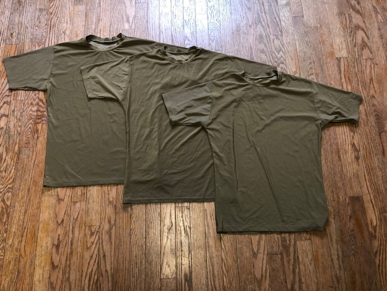 3 drywick t shirts