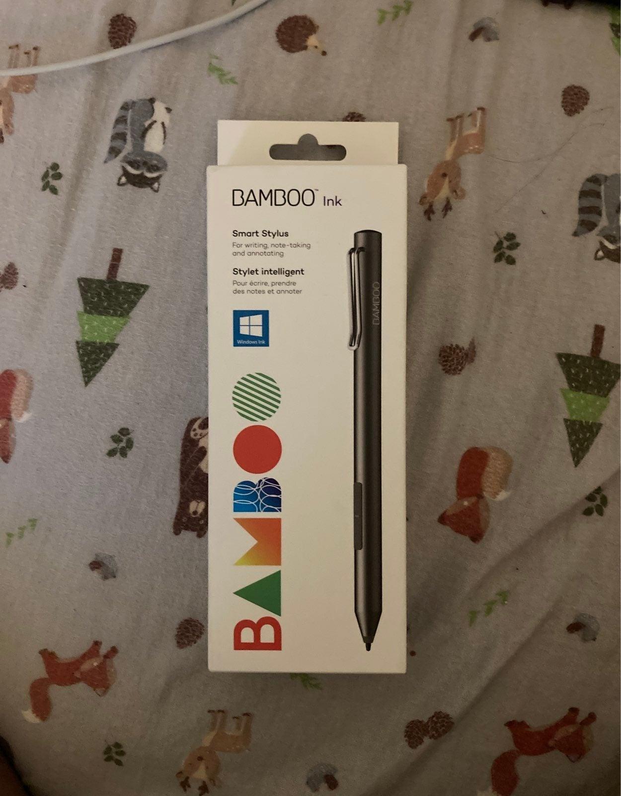 Bamboo Ink Smart Stylus