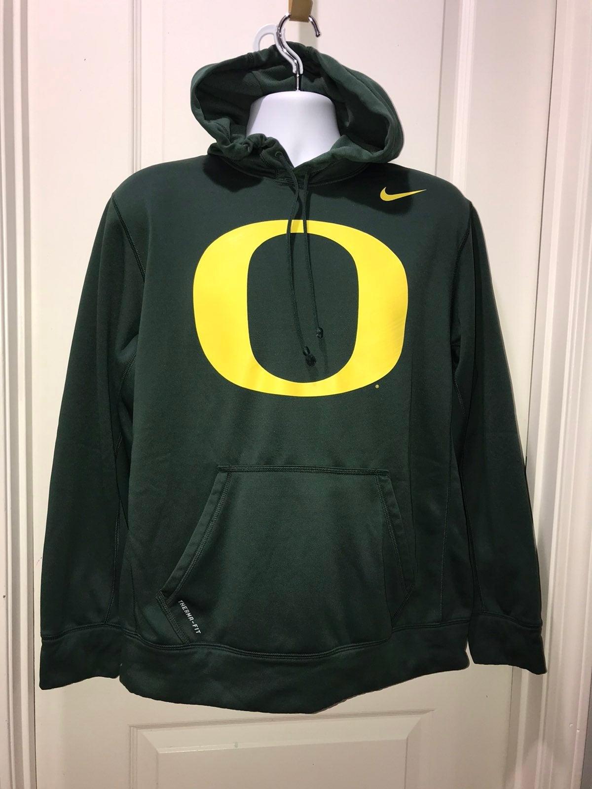 Nike Hoodie Oregon Ducks sz L Men's