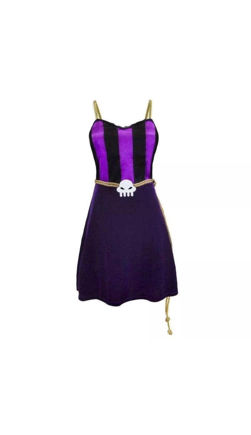 Homestuck Rose Lalonde Womens Dress Cosp