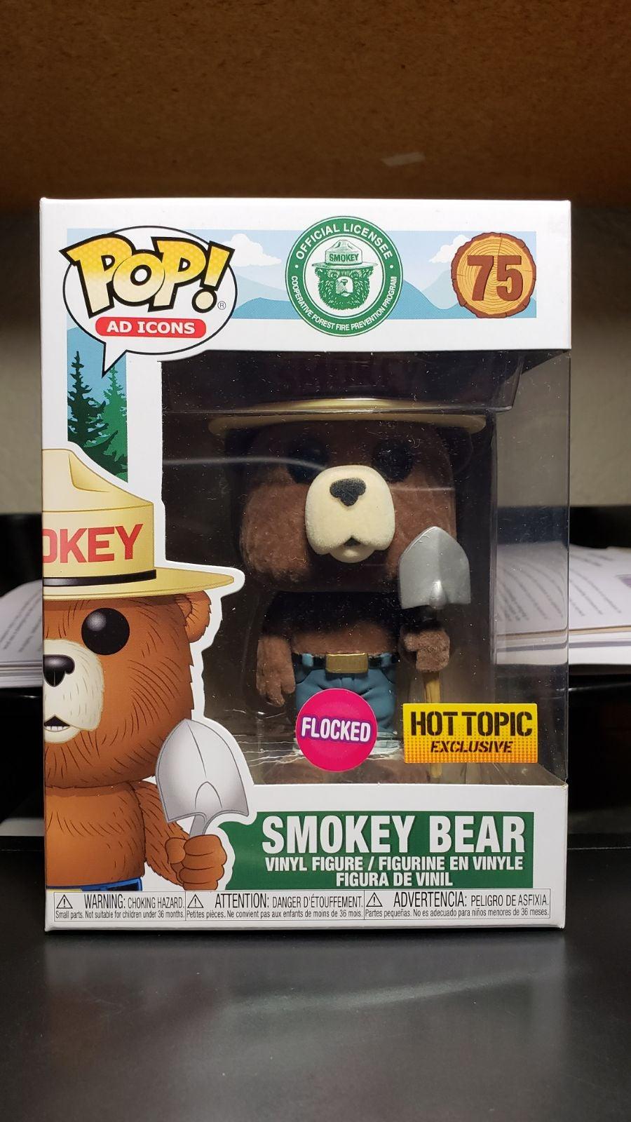 Smokey the Bear Funko Pop