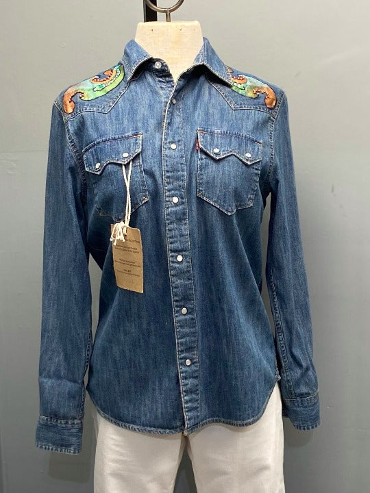 Vintage Levi Strauss Long Sleeve Shirt