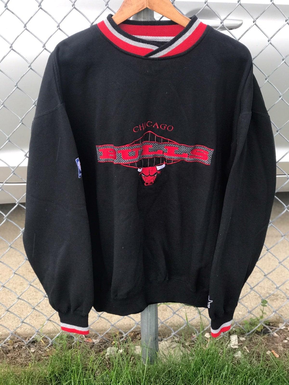 Vintage Starter Chicago Bulls Crewneck