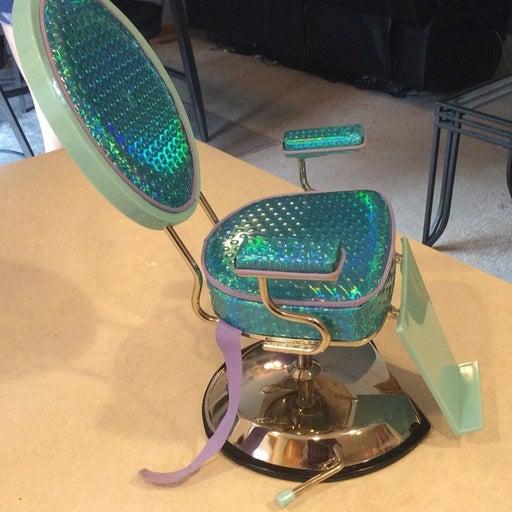 American Girl Doll salon chair