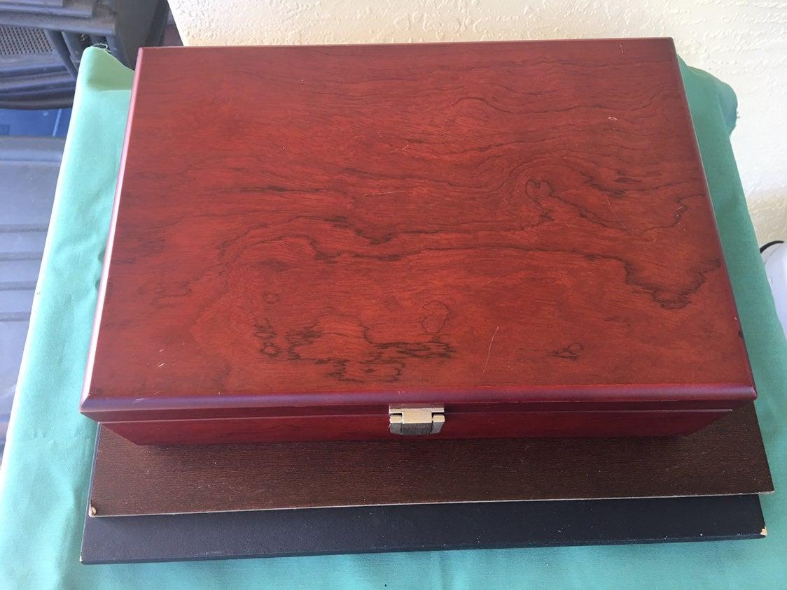 JEWELRY WOOD BOX